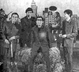 Los Locos (en esta foto aparece Ramón 'Raton' Rodriguez)