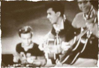 Pepe del Rio, Alvaro Gonzalez y Alberto Figueroa - 1958