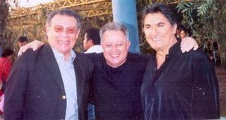 Manuel 'El Che', Pepe Negrete y Mario Sanabria