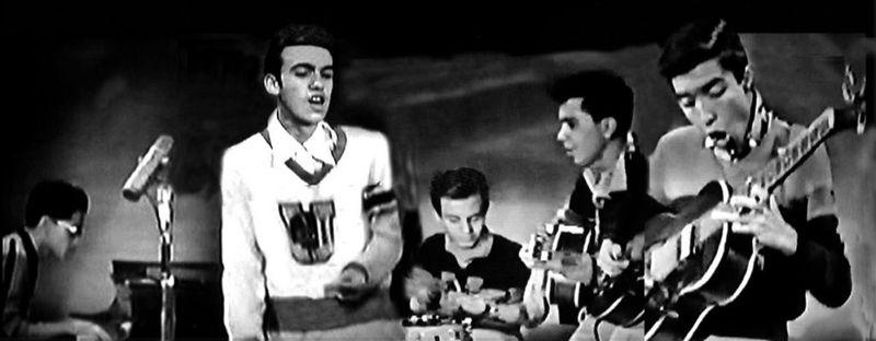 Pepe y sus locos del ritmo en NY 1958